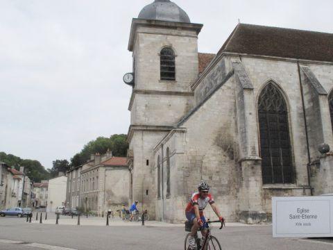club cyclistes dieue sur meuse